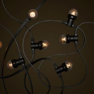 Low Voltage Festoon - G45 LED Globes 2