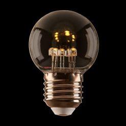 1W - G45 Clear LED Globe