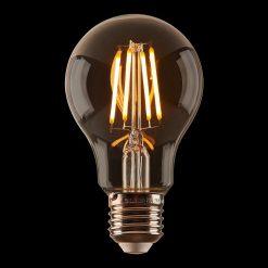 4W Round Festoon LED Edison Globe