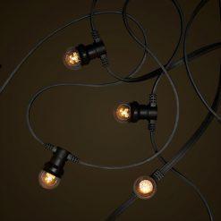 Low Voltage Festoon - G45 LED Globes 1
