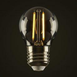 2W G45 LED Festoon Globe